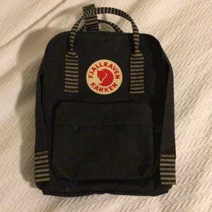 New Fjallraven Backpack Mini Navy